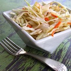 Sweet Restaurant Coleslaw - Allrecipes.com