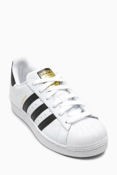 941c47e31 The adidas Superstar 80s Returns With Enlarged Stripes