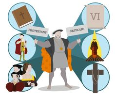 Henry VIII vs Catholic Church | AM, The Word, and The Comforter
