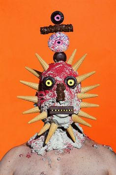 Grotesque photos of People Covered by Sweets and Junk Food - See more at: http://www.placesamazing.com/grotesque-photos-of-people-covered-by-sweets-and-junk-food/#sthash.x1g49VI9.dpuf