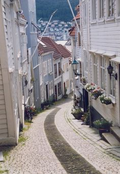 Daily Destination: Bergen, Norway