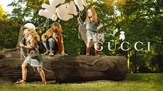 Gucci Children's Fashion Spring Summer 2012 Campaign on ...