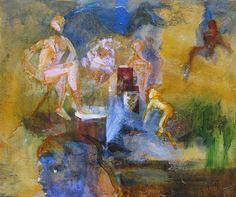 Luciano Spano, piemonte,2010, oleo sobre lino, 50 x 60 cm. #TalentoMexicano
