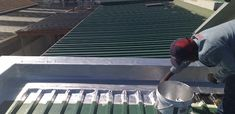 #aluminium #treatment #maintenance #roofing #colorbond #paramountroofing