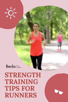 Benefits Of Strength Training, Strength Training For Runners, Strength Training Program, Easy Workouts, At Home Workouts, Fitness Goals, Fitness Tips, Running Techniques, Increase Muscle Mass