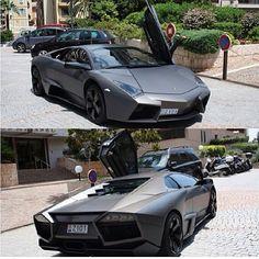 Picture of the rare Lamborghini Reventon BEAUTY