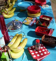 Adam's Blankie Children's Boutique: The Kids' Birthday Parties : Celebrating 1 and 4