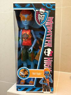 Monster High Swimsuit Holt Hyde Exclusive Justice Doll