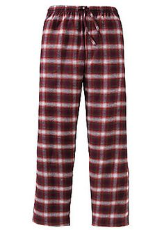 Sahalie - Vintage Plaid Lounge Pants