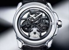 Cartier ID Two Concept Watch - Vision of Future of Mechanical Watches