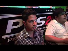 ▶ انطباع علاء عن لعبة PES 2014 في دبي - YouTube #VGStations Pro Evolution Soccer