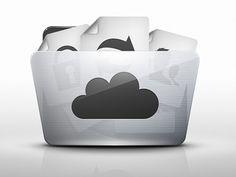Folder icon by Damian Watracz
