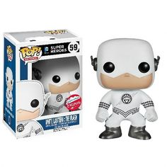 A new Exclusive Fugitive Toys SDCC Stay Puft POP Vinyl Exclusive has been announced and will be at this years 2014 SDCC event along with White Lantern POPS
