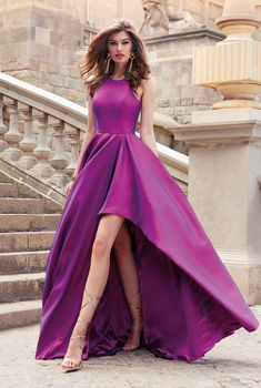 High Low Gown, High Low Prom Dresses, Prom Party Dresses, Ball Dresses, Chiffon Dresses, Long Dresses, Occasion Dresses, Formal Dresses, Grey Prom Dress
