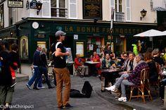 rues de Paris...