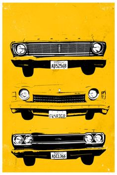 Love this super graphic print from The Poster List.