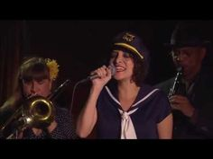 Gaby Moreno & Hugh Laurie - Kiss of Fire (Live on The Queen Mary)