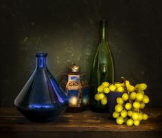 Fotografia The blue lantern. de Mostapha Merab Samii na 500px