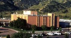 This is an old picture  of the Fort Huachuca Hospital.