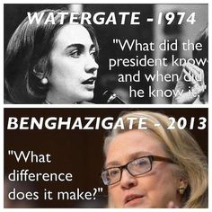 My, Hillary how you've changed! ➨ pic.twitter.com/wGtmvtdHWj #BenghaziCoverUp #Benghazi