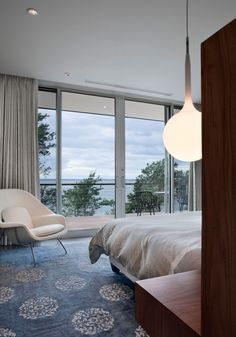 Peconic Bay Residence by Stelle Architects | HomeDSGN, a daily source for inspiration and fresh ideas on interior design and home decoration.