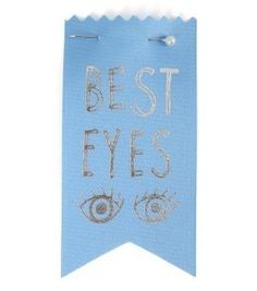 Catbird::shop by category::HOME & GIFTS::Best Eyes Ribbon