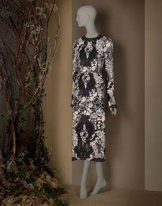 Dolce&Gabbana|F6OH4T-FLM9F|3/4 length dresses|Dresses