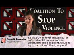 "The Coalition to Stop Gun Violence presents ""MEAN TWEETS"" from our (classy) friends in the pro-gun movement."