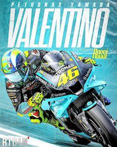 Valentino Rossi Logo, Vale Rossi, Rossi Yamaha, Vr46, Great Memories, Motogp, Goats, Racing, Bike