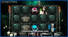 Eternal Love slot by Realtime Gaming, features a lady, her gentleman love and a vampire who desires her who are the high paying symbols and start paying from two like symbols combinations. Read more at http://www.casinocashjourney.com/blog/eternal-love-slot-rtg/