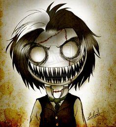 Zombie Sweeney  by ~Eilyn-Chan @deviantART