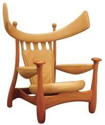 Cadeira Chifruda, 1959 - Sergio Rodrigues