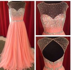 I know my prom days are over but this dress is soooooo cute!