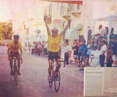 Vittorie di cuore  Forza e costanza  Essenza di carattere Southbike Taranto (vittoria di Giovinazzo 2002) #Ciclismo #bike #taranto