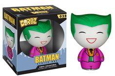 Batman The Joker Dorbz Vinyl Figure 028 #FUNKO