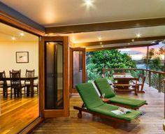 Aussie verandah