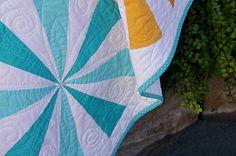 Ahhh...Quilting: Beach Umbrellas Quilt
