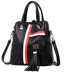Plecak damski z uszami | Sklep z torbami i plecakami Pariso.pl Gym Bag, Bags, Fashion, Handbags, Moda, La Mode, Dime Bags, Fasion, Lv Bags