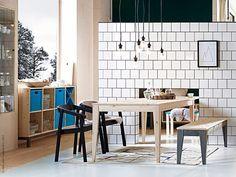 Nu har furu-kollektionen NORNÄS kommit till IKEA varuhusen. Den är gjord av träd från nordligaste Sverige, som med sina unika kvaliteter gör det möjligt att skapa vackra möbler som håller i generationer.