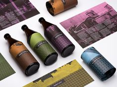 Architect IPA by Graphical House Brand Packaging, Packaging Design, Packaging Ideas, Brand Identity Design, Branding Design, Graphic Design Inspiration, Color Inspiration, Creating A Brand, Architect Design