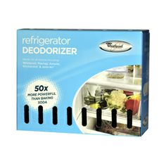 Read and find the Refrigerator Deodorizer . You can see this new Refrigerator Deodorizer  8171398SRB. Get The Best Price Now!