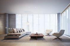 152 Elizabeth Street by Tadao Ando