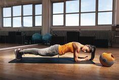 Vill du bränna fett och förbättra hållningen på samma gång med en enkel övning? Då ska du prova den klassiska plankan, såväl som en variant på den.