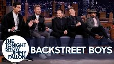 Backstreet Boys put some of the most pervasive rumors of their career to rest, like Ryan Gosling almost joining the band during his Mickey Mouse Club days, a. Boy Celebrities, Mickey Mouse Club, Tonight Show, Diana Ross, Ryan Gosling, Darren Criss, Backstreet Boys, Jimmy Fallon, Famous Men