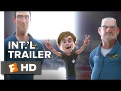 Capture the Flag Official International Trailer #1 (2015) - Animated Movie HD - YouTube