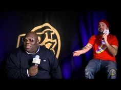 Faizon Love goes in on Funk Flex on The Cipha Sounds  Rosenberg Show