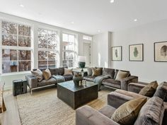 Brooklyn Townhouse 2B Signature Style, Townhouse, Brooklyn, Couch, Traditional, Classic, Interior, Modern, Furniture
