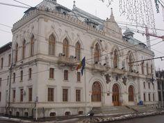Palatul Administrativ Galati - Galați - Wikipedia