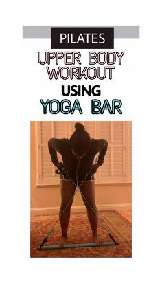 Pilates Workout Videos, Band Workouts, Pilates Barre, Barre Workout, Pilates Studio, Pilates Reformer, Yoga Bar, Get Toned, Kettlebells