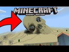 Minecraft Creations, Minecraft Projects, Minecraft Designs, Minecraft Ideas, Minecraft Skull, Cool Minecraft Banners, Minecraft Architecture, Minecraft Buildings, Minecraft Seeds Pocket Edition
